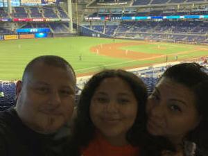 GusG attended Miami Marlins vs. Philadelphia Phillies - MLB on May 25th 2021 via VetTix