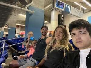 Sawyer attended Miami Marlins vs. Philadelphia Phillies - MLB on May 25th 2021 via VetTix