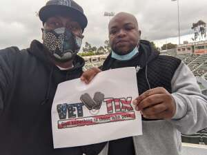 Franklin Taylor attended Premier Boxing Champions: Nery vs. Figueroa on May 15th 2021 via VetTix