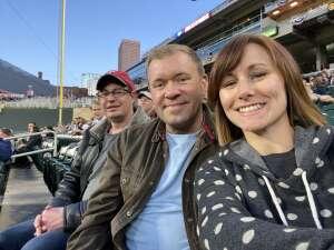 Joe attended Minnesota Twins vs. Kansas City Royals - MLB on May 28th 2021 via VetTix