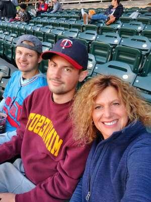 Carlos attended Minnesota Twins vs. Kansas City Royals - MLB on May 28th 2021 via VetTix
