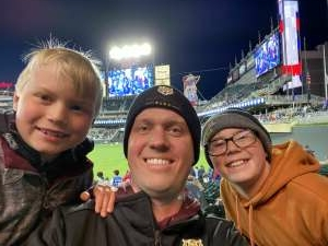 Jason G. attended Minnesota Twins vs. Kansas City Royals - MLB on May 28th 2021 via VetTix