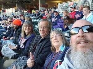 Curt attended Minnesota Twins vs. Kansas City Royals - MLB on May 28th 2021 via VetTix