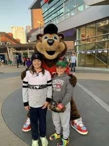 Abby attended Minnesota Twins vs. Kansas City Royals - MLB on May 28th 2021 via VetTix