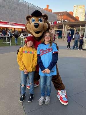 Jason attended Minnesota Twins vs. Kansas City Royals - MLB on May 28th 2021 via VetTix