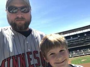 Ryan attended Minnesota Twins vs. Kansas City Royals - MLB on May 29th 2021 via VetTix