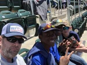 Brad attended Minnesota Twins vs. Kansas City Royals - MLB on May 29th 2021 via VetTix