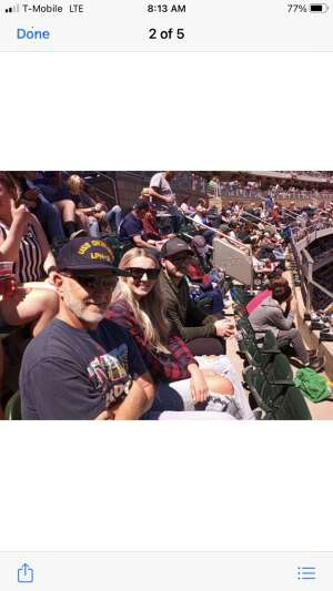 Jcvarpn attended Minnesota Twins vs. Kansas City Royals - MLB on May 29th 2021 via VetTix