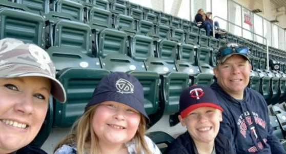 Brian  attended Minnesota Twins vs. Kansas City Royals - MLB on May 29th 2021 via VetTix