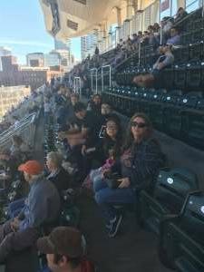 Damian attended Minnesota Twins vs. Kansas City Royals - MLB on May 29th 2021 via VetTix