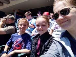 SSgtRB attended Minnesota Twins vs. Kansas City Royals - MLB on May 29th 2021 via VetTix