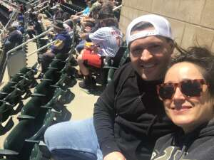Eric J attended Minnesota Twins vs. Kansas City Royals - MLB on May 29th 2021 via VetTix