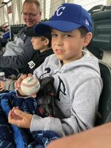 Mike  attended Minnesota Twins vs. Kansas City Royals - MLB on May 30th 2021 via VetTix