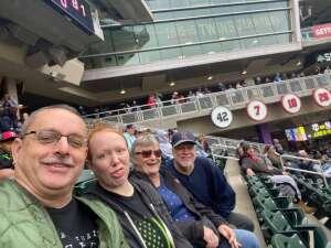 Kevin  attended Minnesota Twins vs. Kansas City Royals - MLB on May 30th 2021 via VetTix