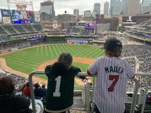 Craig Schneider attended Minnesota Twins vs. Kansas City Royals - MLB on May 30th 2021 via VetTix