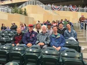 Greg Munson attended Minnesota Twins vs. Kansas City Royals - MLB on May 30th 2021 via VetTix