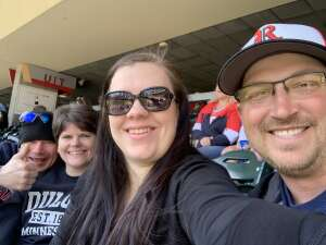 Chris attended Minnesota Twins vs. Kansas City Royals - MLB on May 30th 2021 via VetTix