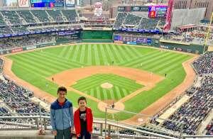Jason F. attended Minnesota Twins vs. Kansas City Royals - MLB on May 30th 2021 via VetTix