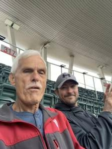 Ken M. attended Minnesota Twins vs. Kansas City Royals - MLB on May 30th 2021 via VetTix