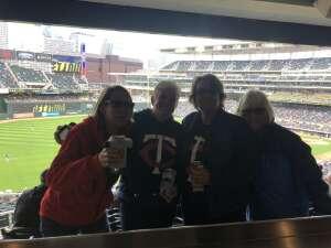 Sue Wagner attended Minnesota Twins vs. Kansas City Royals - MLB on May 30th 2021 via VetTix