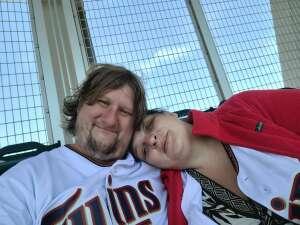 Tim C attended Minnesota Twins vs. Kansas City Royals - MLB on May 30th 2021 via VetTix