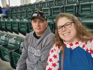 Mike Nelson  attended Minnesota Twins vs. Kansas City Royals - MLB on May 30th 2021 via VetTix