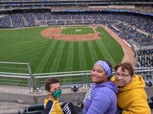 Casa B. attended Minnesota Twins vs. Kansas City Royals - MLB on May 30th 2021 via VetTix