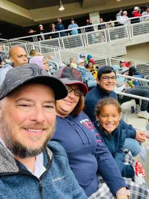 Gene Jensen attended Minnesota Twins vs. Kansas City Royals - MLB on May 30th 2021 via VetTix