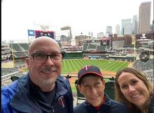 Mac attended Minnesota Twins vs. Kansas City Royals - MLB on May 30th 2021 via VetTix