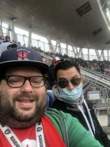 Robert  attended Minnesota Twins vs. Kansas City Royals - MLB on May 30th 2021 via VetTix