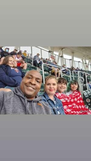 Vince attended Minnesota Twins vs. Kansas City Royals - MLB on May 30th 2021 via VetTix