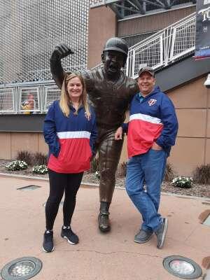 Jim attended Minnesota Twins vs. Kansas City Royals - MLB on May 30th 2021 via VetTix