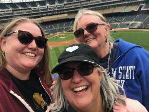 Dee attended Minnesota Twins vs. Kansas City Royals - MLB on May 30th 2021 via VetTix
