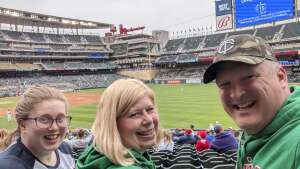 Dave T attended Minnesota Twins vs. Kansas City Royals - MLB on May 30th 2021 via VetTix