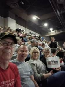 Roger attended Toby Keith: Country Comes to Town Tour on May 21st 2021 via VetTix