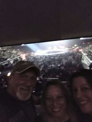 Marty attended Toby Keith: Country Comes to Town Tour on May 21st 2021 via VetTix