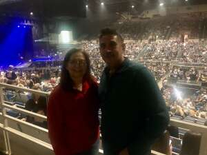 David attended Toby Keith: Country Comes to Town Tour on May 21st 2021 via VetTix