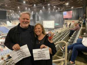 Great time at Toby Keith Concert! attended Toby Keith: Country Comes to Town Tour on May 21st 2021 via VetTix