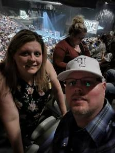 Jon attended Toby Keith: Country Comes to Town Tour on May 21st 2021 via VetTix