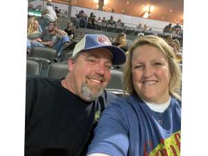 WOW!!! attended Toby Keith Country Comes to Town Tour on May 20th 2021 via VetTix