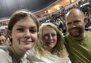 Lyle attended Toby Keith Country Comes to Town Tour on May 20th 2021 via VetTix