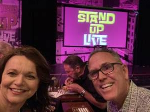 Judy attended Stand Up Live Presents: Tom Papa on Jul 15th 2021 via VetTix
