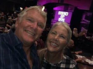 Gut busting funny man!! attended Stand Up Live Presents: Tom Papa on Jul 15th 2021 via VetTix