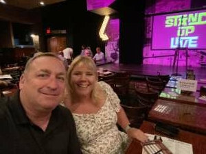 Tony S attended Stand Up Live Presents: Tom Papa on Jul 16th 2021 via VetTix