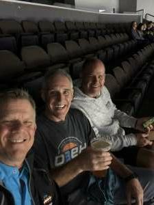 Brian attended Jacksonville Icemen vs. Florida Everblades - ECHL on May 25th 2021 via VetTix