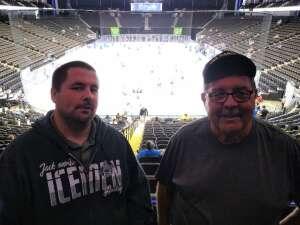 al attended Jacksonville Icemen vs. Florida Everblades - ECHL on May 25th 2021 via VetTix