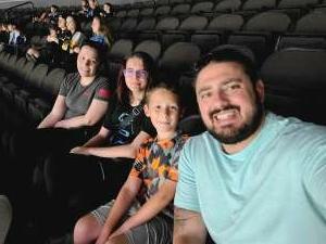 Jamie attended Jacksonville Icemen vs. Florida Everblades - ECHL on May 25th 2021 via VetTix