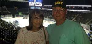 John C attended Jacksonville Icemen vs. Florida Everblades - ECHL on May 25th 2021 via VetTix