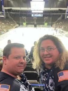 Shane Garner attended Jacksonville Icemen vs. Florida Everblades - ECHL on May 25th 2021 via VetTix