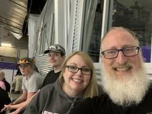 Robert M. attended Lone Star Brahmas vs. Wichita Falls Warriors - NAHL 2021 Robertson Cup Playoffs - South Division Semi-finals on May 22nd 2021 via VetTix